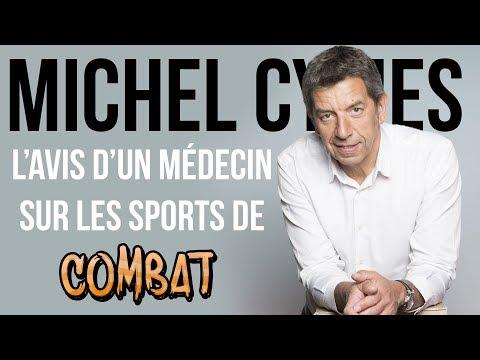 POUR ou CONTRE les sports de combat ? ft MICHEL CYMES