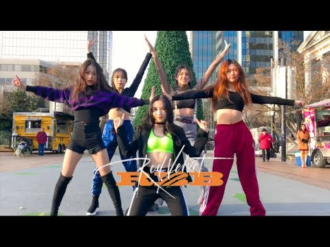 [KPOP IN PUBLIC CHALLENGE] Red Velvet - Really Bad Boy (RBB) Dance Cover By FDS - Secciya
