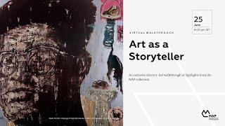 Art as a Storyteller