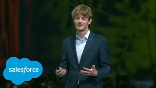 Salesforce Einstein Keynote: Meet Your Smart CRM Assistant