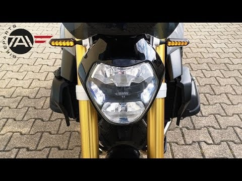 BMW R 1200 1250 R Lauflicht-LED-Blinker