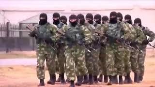 Kardeş ülke AZERBAYCAN 'ımızın özel kuvvetleri (XUSUSI TEYİNATLI QUVVETLER ) xtq