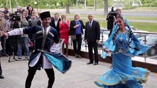 Открытие Торгового Дома Азербайджана в Минске