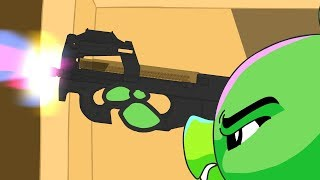 Angry Birds Animated Parody 3!