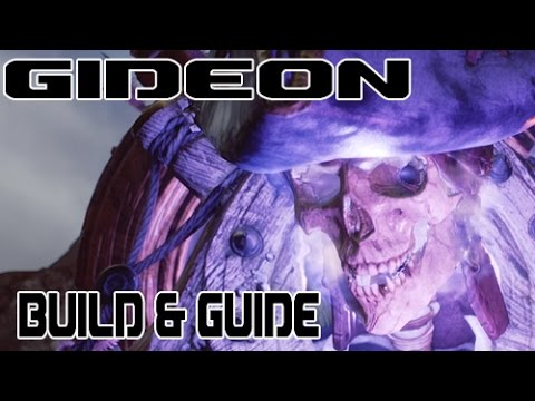 Paragon : Gideon Build and Guide | Down with the Ship
