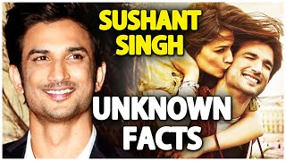 Sushant Singh Rajput SHOCKING Unknown Facts | Ankita Lokhande, Debut, Ms Dhoni Controversies