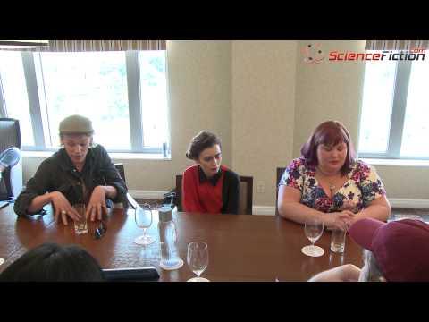Mortal Instruments: City of Bones Round Table Part 2