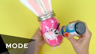 3 DIY Easter Candy Jars | Glam It Yourself