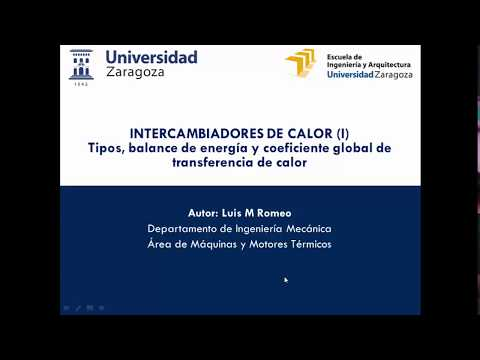 Intercambiadores de Calor (Parte 1)