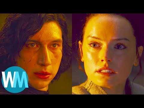 Top 5 Things You Missed from the Star Wars: The Last Jedi Trailer