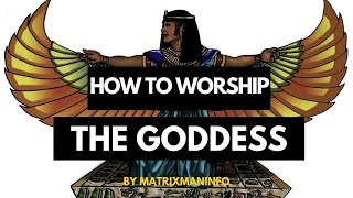 How to Call the Goddesses | Maat | Venus | Aphrodite | Diana