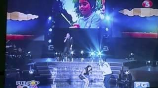 Dati LIVE in Philpop2013 TV5 Airing - Sam Concepcion, Tippy dos Santos feat Quest