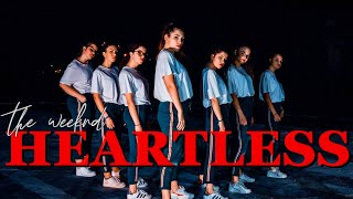Renew Choreography The Weeknd Heartless