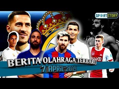 Messi atau Ronaldo,Siapa Terbaik? - Hazard Menuju Madrid - Maitimo ke PSIM | Berita Olahraga Terbaru