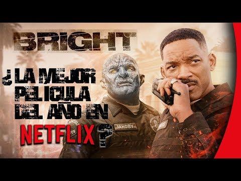 Bright la película de Netflix con el regreso de Will Smith