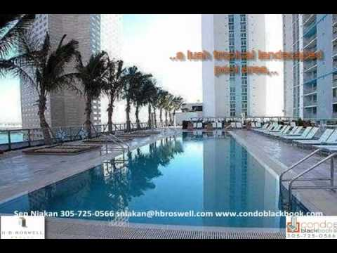 One Miami Condo in Downtown Miami Unit 3710 - Video Tour