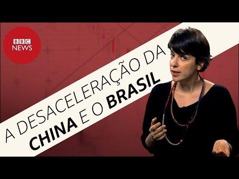 Por que a China está desacelerando – e como isso afeta o Brasil?
