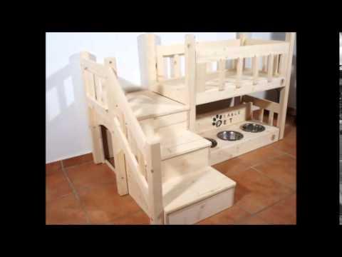 Katzenmöbel aus der Pfötchentischlerei