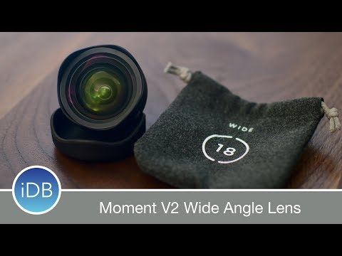 Moment Wide Angle V2 Lens for iPhone – Review