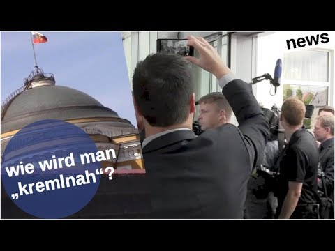 "Wie wird man ""kremlnah""? [Video]"