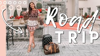 ROAD TRIP! | VISITING CORK, IRELAND + HOTEL ROOM TOUR