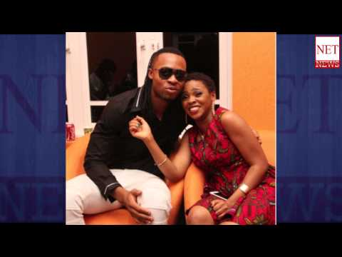 Loved-up photos of Chidinma and Flavour