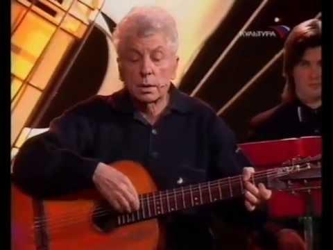 "Евгений Бачурин ""Под гитару"", 2004."