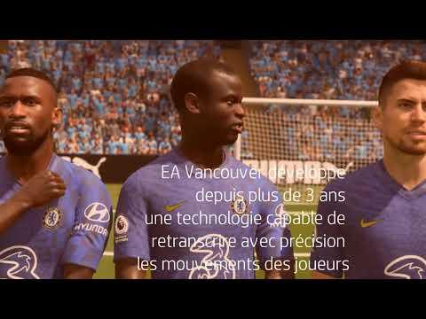 Premières images de gameplay de FIFA 22