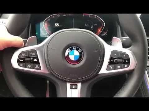 Video BMW 840 Coupe 840d xDrive M Sport SOFORT 20´´