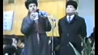 Ислам Каримов в Намангане в 1991 году