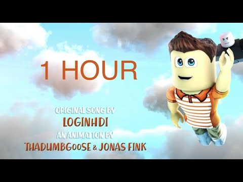 """Roblox song """"Fun Day"""" (1 HOUR) Roblox Animation"""