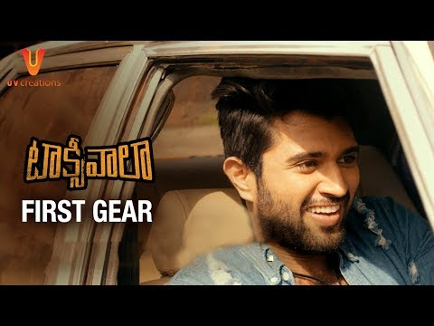 Taxiwala - Movie Trailer Image
