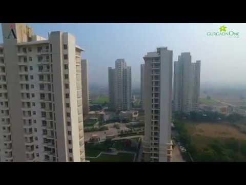 3D Tour of Gurgaon One 84