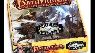 Pathfinder Adventure Card Game: Skull & Shackles - Base Set review