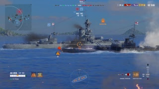 Road to Iowa World Of Warships Legends PS4 - Exploringtheisle