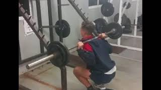Back Squat Follow Up