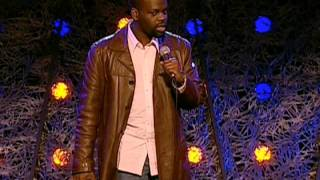 Daliso Chaponda on 'The World Stands Up'