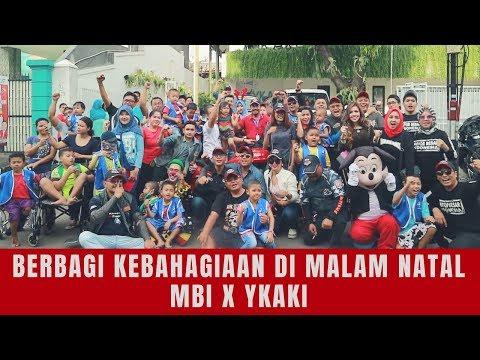 KARENA KEBAHAGIAAN ITU HAK SEMUA ORANG!!! || Motor Besar Indonesia goes to YKAKI
