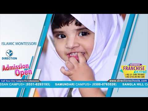 Direction Schools TVC Commercial all Campuses