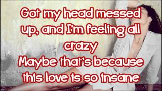 Skipping A Beat - Jordin Sparks (HD Lyrics)