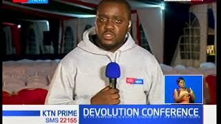 The 5th annual devolution conference kicks off at Kakamega