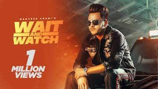 Wait And Watch | Manveer Chani | Happy Mansoor Deva | Latest Punjabi Songs 2020 | Jass Records