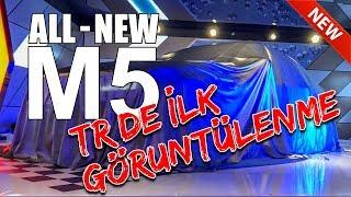 Yeni BMW M5 (F90) Lansmanı Özel Davete Katıldık ve BMWCCTR Etkinliği M4 GTS,1M,M2,X6M,i8, M4 CS