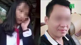 Khởi tố, bắt tạm giam thầy giáo làm nữ sinh lớp 8 mang thai   VTC14