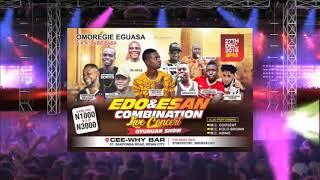 Omoregie Eguasa You Are All Invited 2018