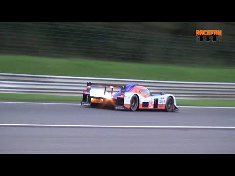 Lola Aston Martin DBR1-2 LMP1 pure Sound Spa Francorchamps & Nürburgring 2018