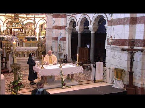 Messe du 13 mai 2021 à Notre-Dame de la Garde