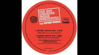The Far Out Monster Disco Orchestra - Step Into My Life - M&M Dub Mix by John Morales