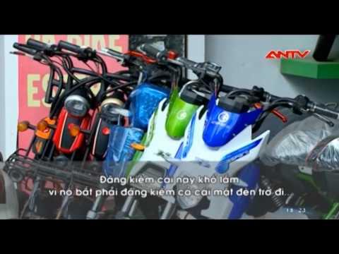 Xe đạp điện, xe máy điện nhập lậu
