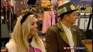 preview picture of video 'RTL Danas - Maskare Crikvenica - djecja povorka 2013'